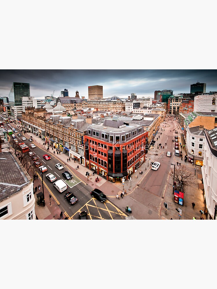 Manchester City Centre by stephenknowles