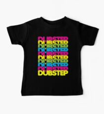 Dubstep (rainbow color) Baby Tee