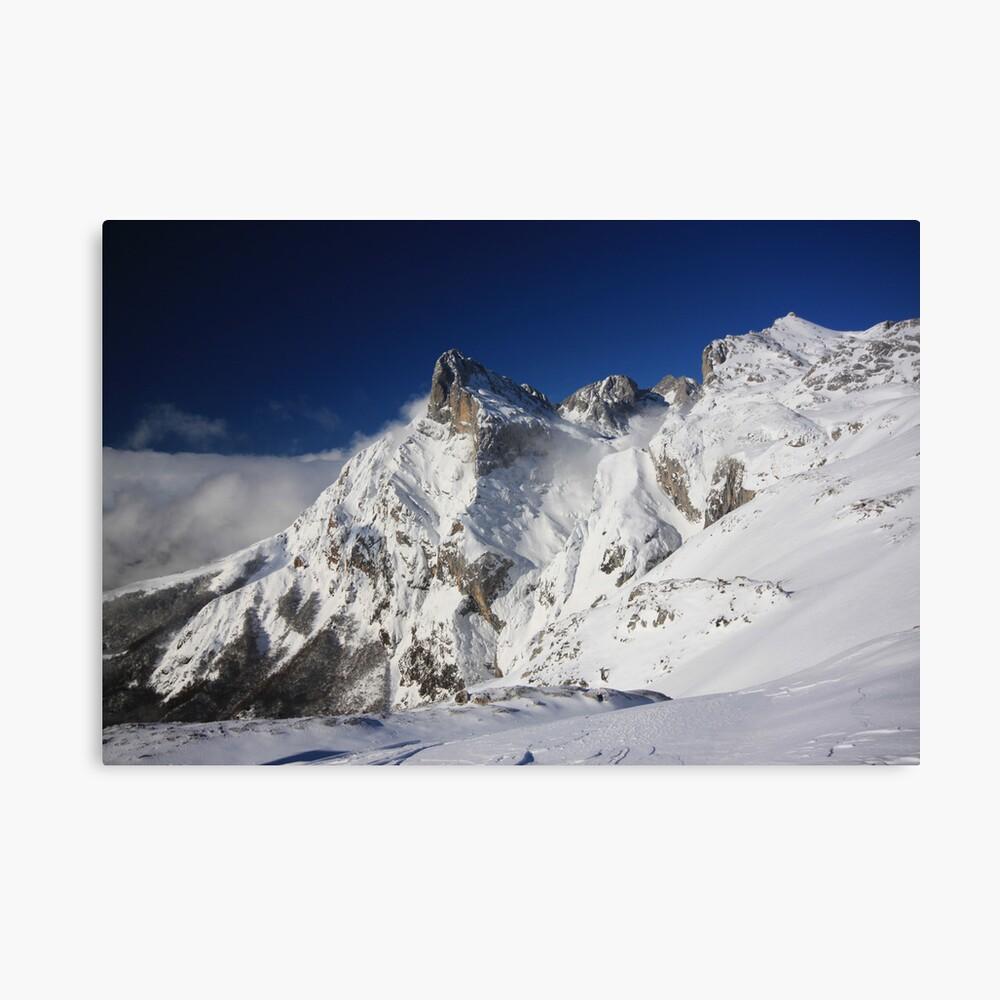 Picos de Europa Lienzo