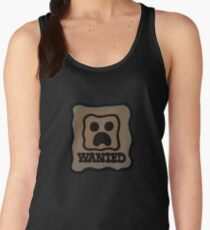 Creeper wanted Women's Tank Top
