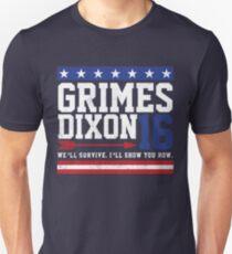 Grimes Dixon President 2016 Unisex T-Shirt