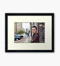 Weldon color RO Framed Print