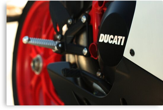 DUCATI 848 EVO - Swing Arm by Daniel  Oyvetsky