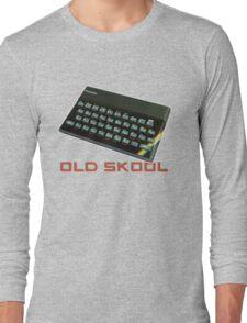 Spectrum Old Skool Long Sleeve T-Shirt