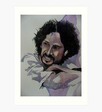 Reuben Remastered Art Print