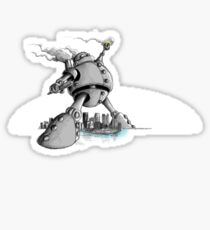 Steel City Colossus Sticker