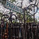 Bike Parking ? by ArtThatSmiles