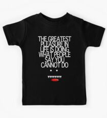 THE GREATEST PLEASURE Kids Clothes