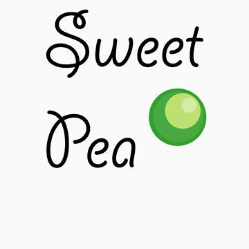 Sweet Pea by jorginaanderson