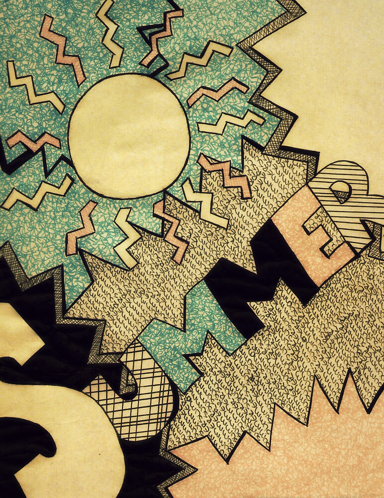 Summer by Kerri Swayze