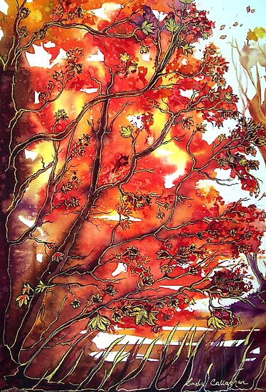 Autumn Song  by Linda Callaghan