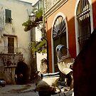 Exploring Loano by Gilberte