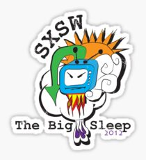 SXSW TEE SHIRT ENTRY Sticker