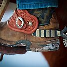 Cowboy Spurs by Inge Johnsson