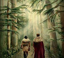 Let's Take Back the Kingdom by Sarah  Mac