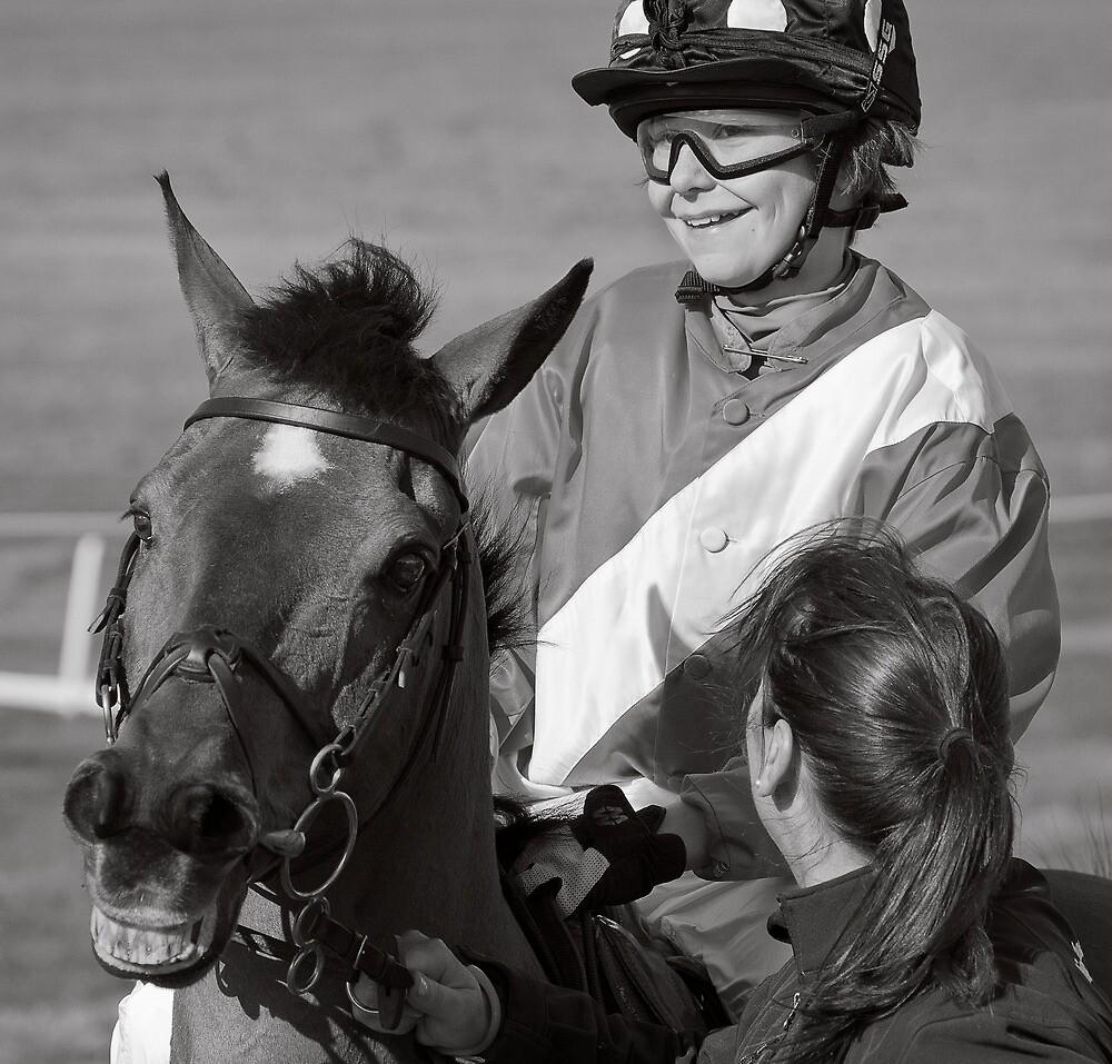 Winning smile by David Harrison