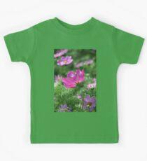 Cosmos Flower 7142 T shirt Kids Tee