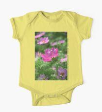 Cosmos Flower 7142 T shirt One Piece - Short Sleeve