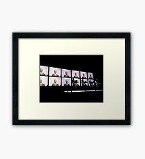 KRAFTWERK Framed Print