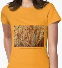 Underwater Safari Womens Fitted T-Shirt