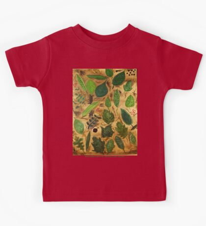 Wisconsin Leaves Kids Clothes
