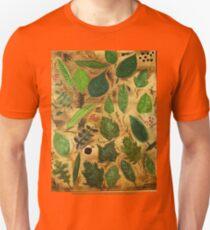 Wisconsin Leaves Unisex T-Shirt