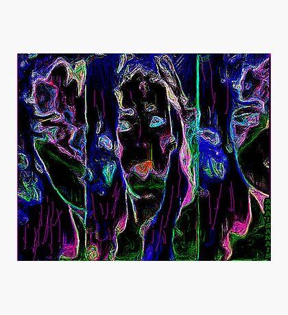 CollageMonAmour....Monotony Photographic Print
