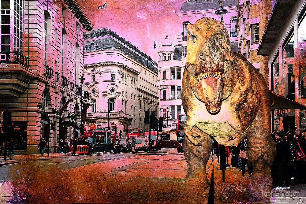 London V - The Guest From The Past by Igor Shrayer