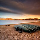 Venture Canoes by Chris Miles