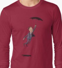He is the British Government Long Sleeve T-Shirt