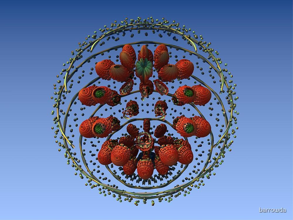 M3D: Flying Strawberries  (UF0646) by barrowda