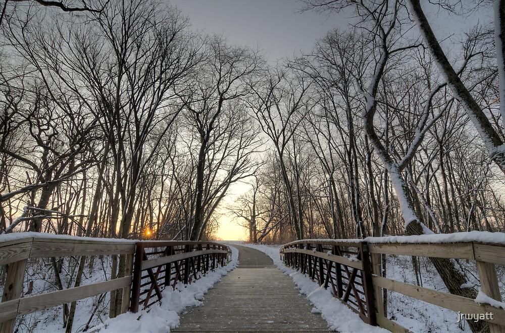 Over The Bridge by jrwyatt