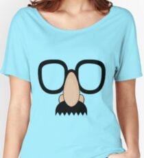 Goofy Disguise. Women's Relaxed Fit T-Shirt