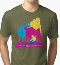 The Big Sleep @ SXSW Tri-blend T-Shirt