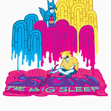 The Big Sleep @ SXSW by tomkurzanski