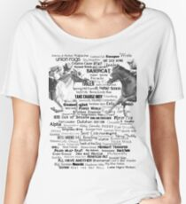 2012 Kentucky Derby Hopefuls Baggyfit T-Shirt