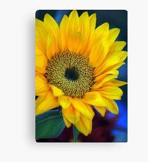 Grabber yellow Canvas Print