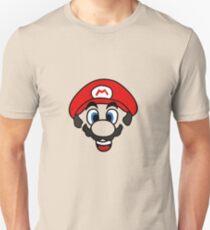 Mario face T-Shirt