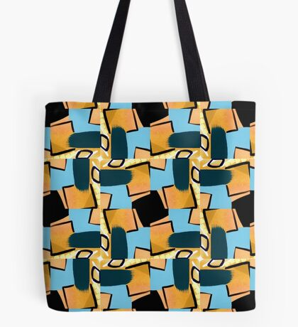 Abstract Pattern #4 Tote Bag