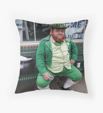 Just resting Throw Pillow