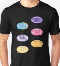 Pony Phrases T-Shirt
