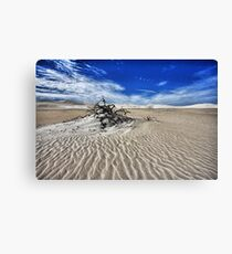 Dead Tree of Reality Canvas Print
