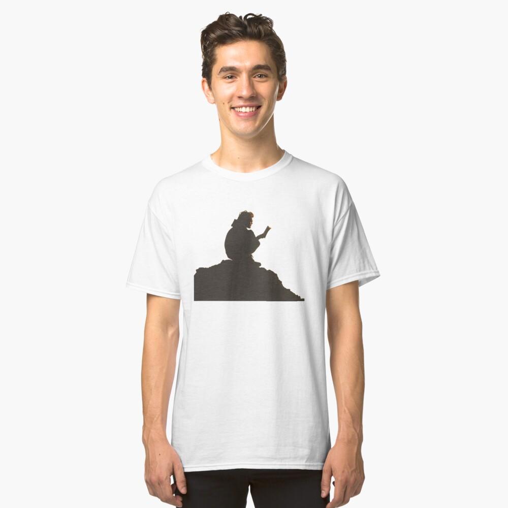 Long Nights Classic T-Shirt Front