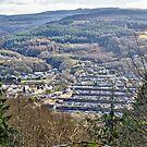 Resolven Village by Radeon12345