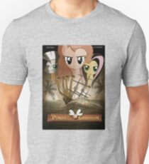 Ponies of the Caribbean  Unisex T-Shirt