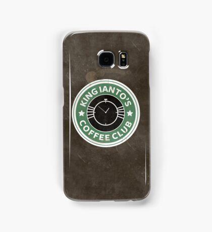Ianto coffee club Samsung Galaxy Case/Skin