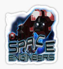 Space engineers! Sticker