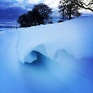 Snow Wave in Charlottetown PEI by Nadine Staaf