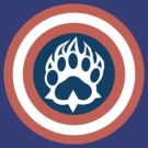 Captain Bear by mythsandmagic