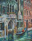 Venice ' Palazzo by Stefano Popovski